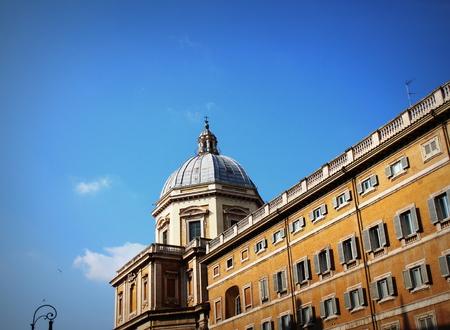 Basílica de Santa Maria Maggiore, Capilla Paolina en Roma. Italia
