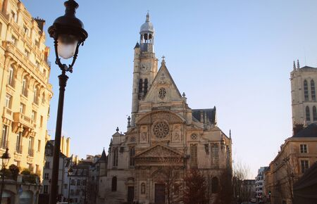 St. Stephens Church of the Mount is a place of Catholic worship in Paris located in the Latin quarter.