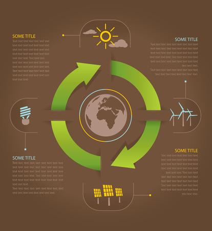 Earth energy efficiency