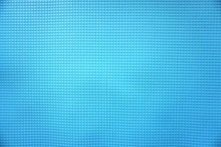 Abstract blue checkered background. Stock Photo