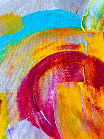 Abstract acrylic background Stock Photo
