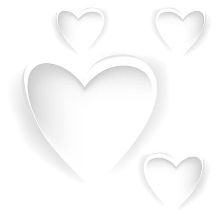 felling: paper heart