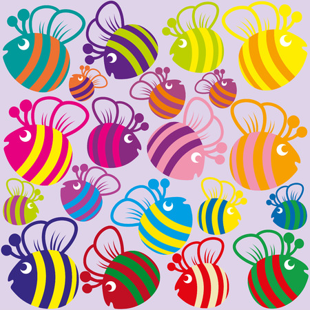 reiteration: child s pattern Illustration