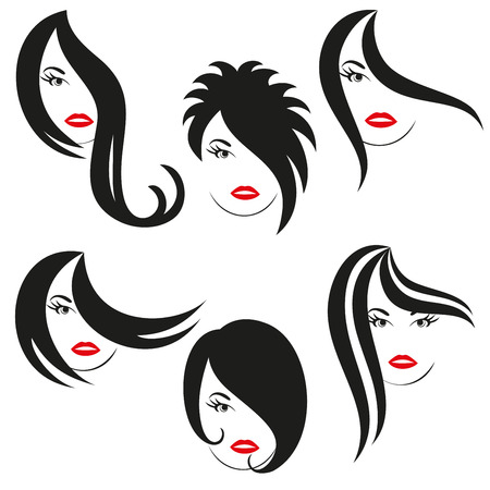 female beauty: a symbol of hair and hair-dos