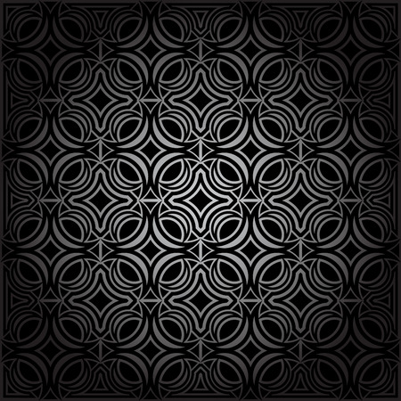 ornamental background: background with a pattern Illustration