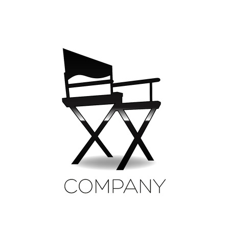 arm chair: stage director icon