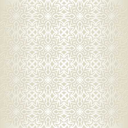 arabesque wallpaper: Pattern is geometry Illustration