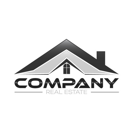 chimney corner: Logotipo de bienes ra�ces