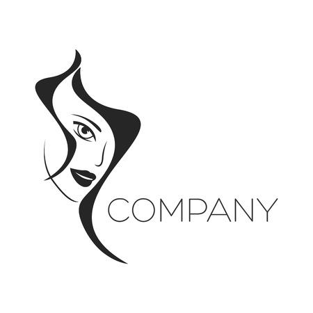 Schönheit logo Standard-Bild - 40827073