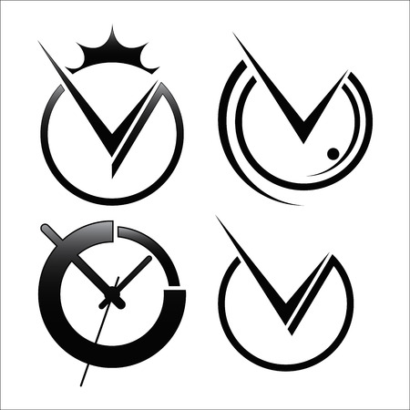 hand sign: clock icon