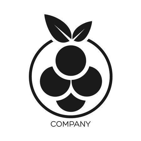 berries fruit: berry icon