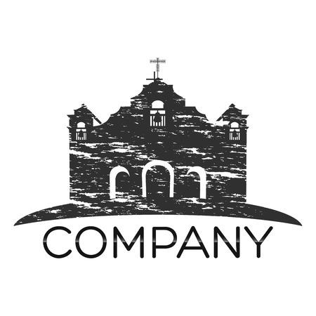 monasteries: church icon