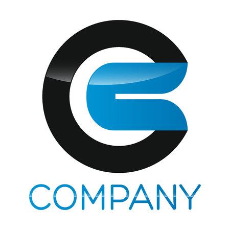 mariage: G and C icon Illustration