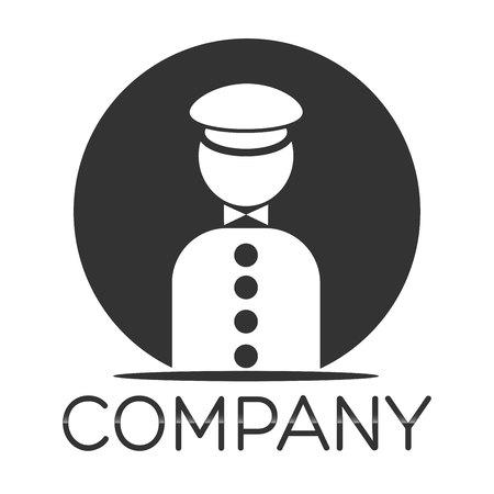 driver cap: concierge icon