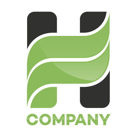 fes: H and F company linked letter icon