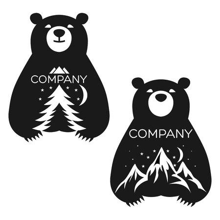 baby bear: Baby bear icon
