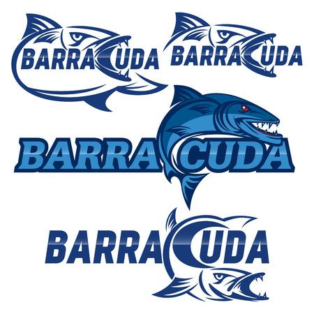 Barracuda icon Illustration