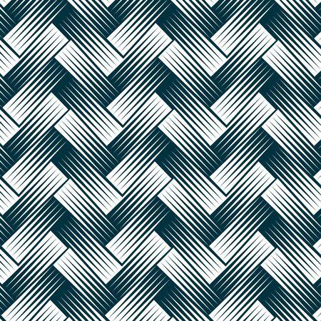 Modern geometric background. Vector illustration.
