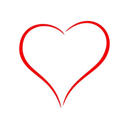 cuore: Cuore rosso