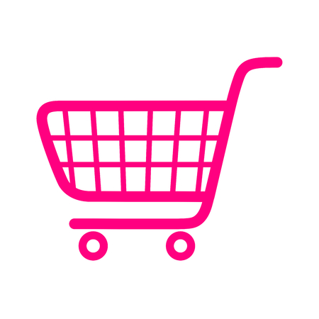 cart icon: shopping cart Illustration