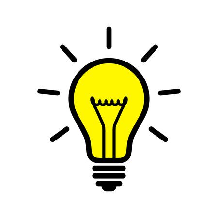Light bulb Stock Vector - 54302307