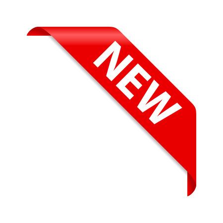 New Abzeichen Standard-Bild - 55160727