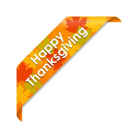 Happy Thanksgiving Vectores
