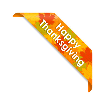 Happy Thanksgiving Ilustrace