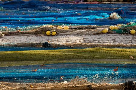 fish net: Fish net