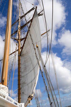 Sailing sails