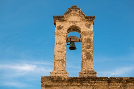 Historical tower bell Foto de archivo