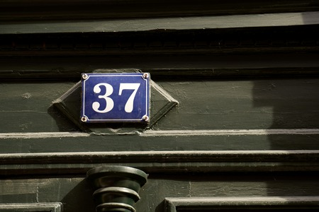 House number 37