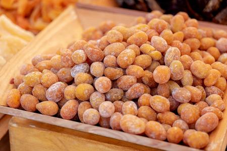 Physalis dried fruit