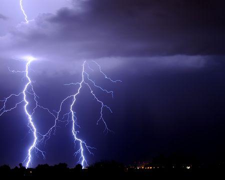Tucson Lightning Imagens - 3431273