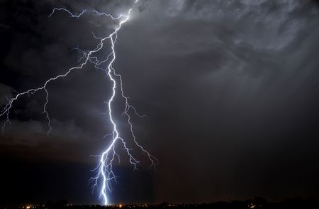 Tucson Lightning Imagens - 3431270