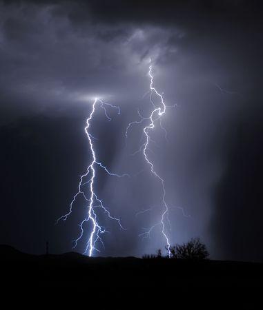 Tucson Lightning Imagens - 5256629