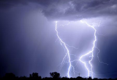 Tucson Lightning Imagens - 5256633