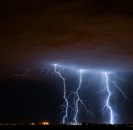 lightning bolt: Tucson Lightning