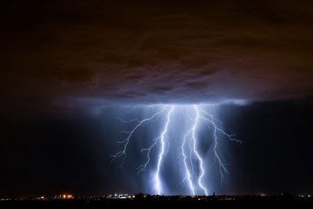Tucson Lightning Imagens - 45487511
