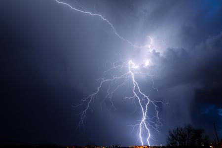 Tucson Lightning Imagens - 46107549