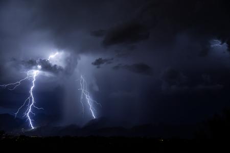 Tucson Lightning Imagens - 46107642