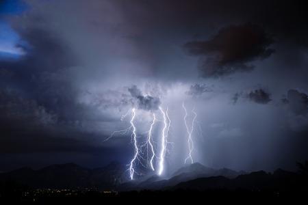 Tucson LIghtning Imagens - 46107645