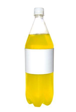 Unlabled Bottle