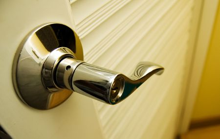 Door Handle Stock Photo - 395507