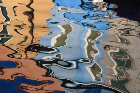 The Burano Matisse? Stock Photo