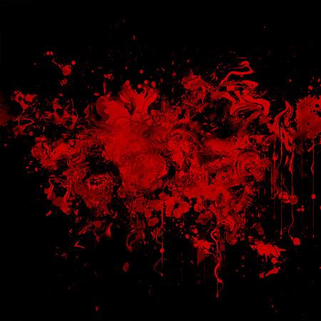 bloodstains Фото со стока