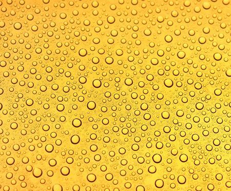 Background of water drops Stock Photo - 5550941