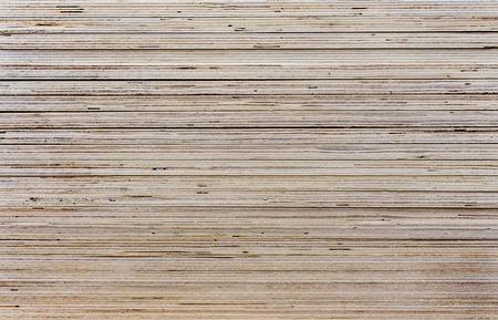 Sperrholz Textur. Sperrholzplatten. Hölzerner Hintergrund für Design und Dekoration.