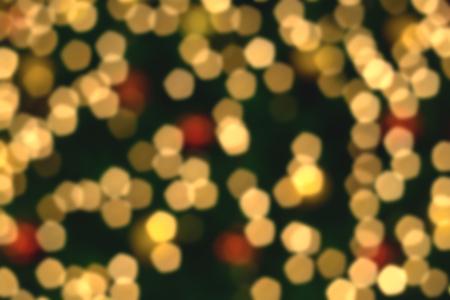 Christmas Bokeh background, defocused light Reklamní fotografie