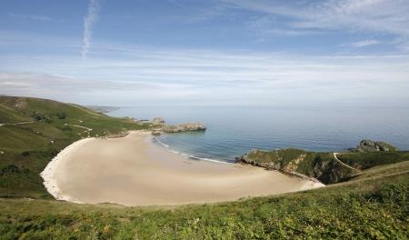 nudist: Torimbia Beach  Asturias